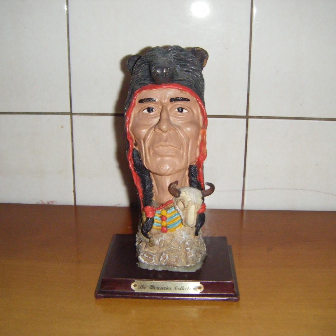 印地安人-造型人物 擺飾