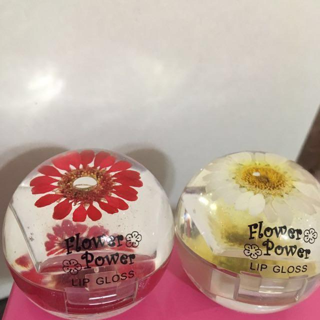 日本購入 唇蜜共兩顆.
