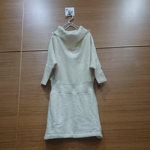 大出清~不議價…全新針織洋/長版衣  #冬季衣櫃出清