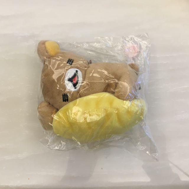 全新 拉拉熊 懶懶熊 日本正貨 瞇瞇眼睡覺
