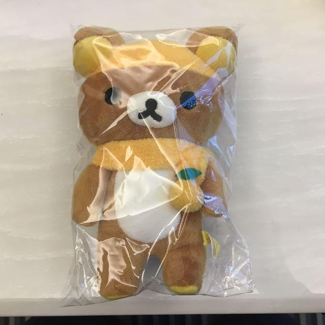 全新 拉拉熊 懶懶熊 日本正貨 柑仔哥哥