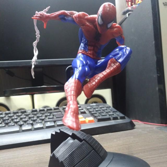 復仇者聯盟 蜘蛛人 造型師 寫真家 港版