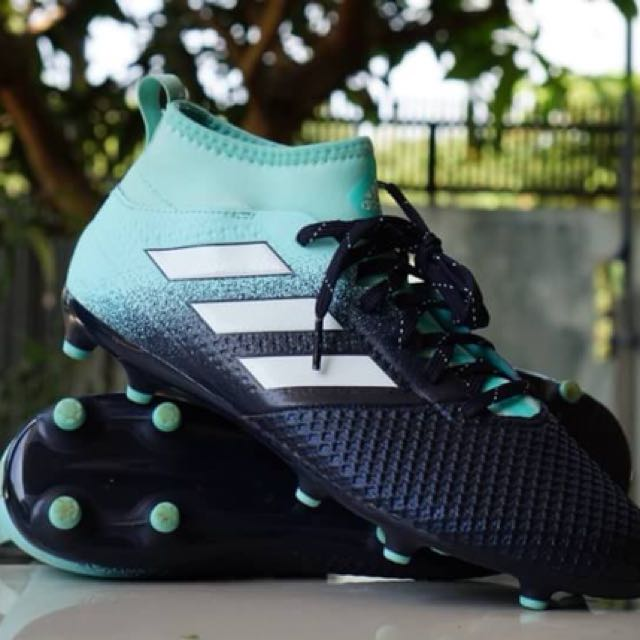 Adidas Ace 17.3 Primemesh FG eneaque/white