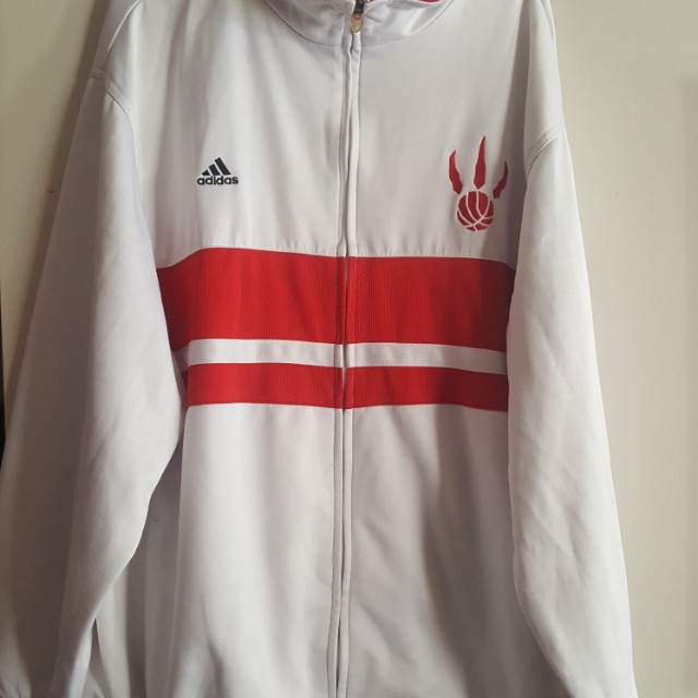 ADIDAS Raptors basketball NBA jacket