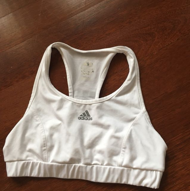 Adidas sports bra (non-padded)