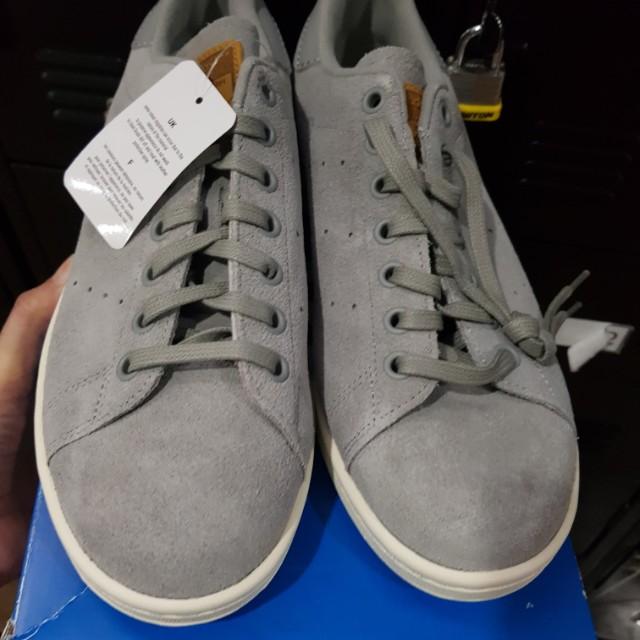 Adidas Stan Smith (Gray) 8.5