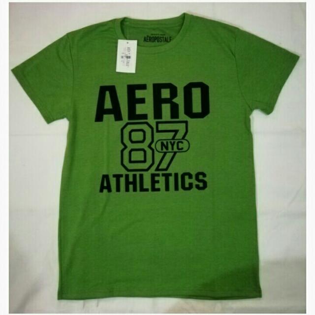Aeropostale Green Shirt