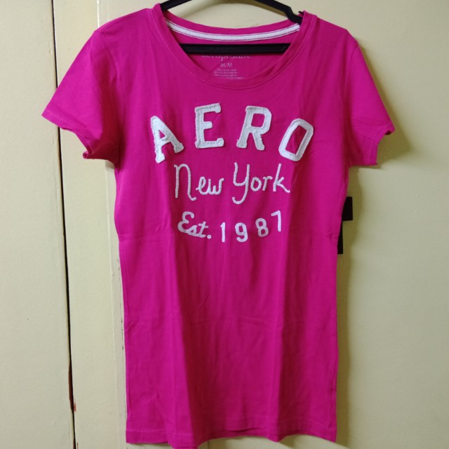 Aeropostale Pink Shirt
