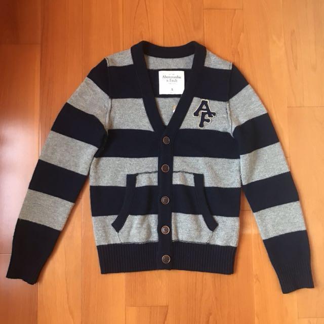 新年穿新衣❤️《清倉隨便賣-買到賺到》A&F(正品) 純羊毛背心