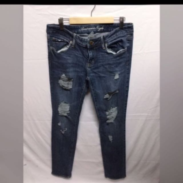 American eagle size 32