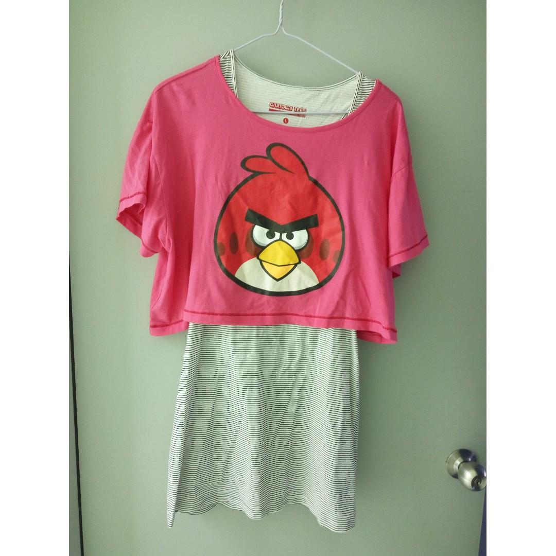 Angry Bird Dress #MidJan55