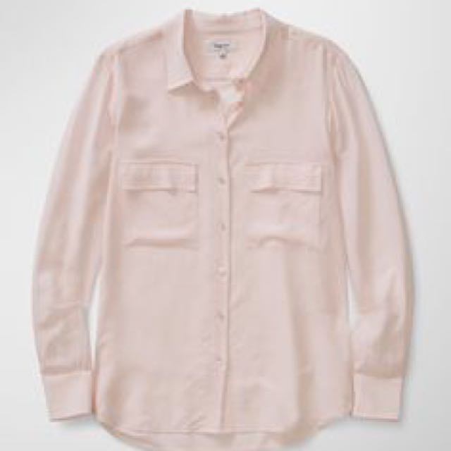 Aritzia T. Babaton Peyton blouse