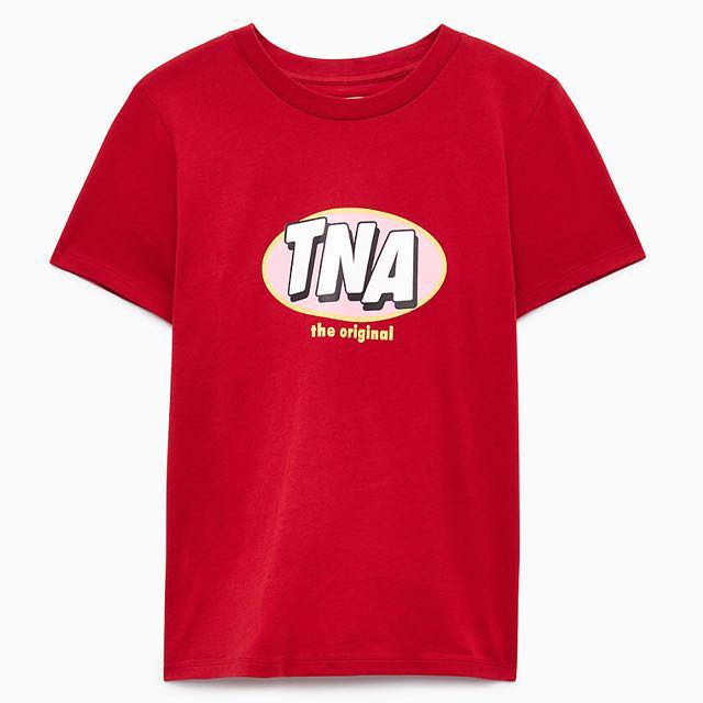 Aritzia TNA logo Top
