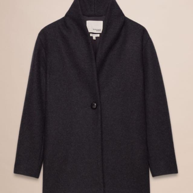 Aritzia Wilfred Free Danii Coat- Size XS
