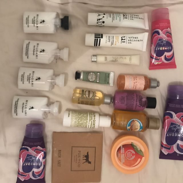 Assorted Body and Bath Products