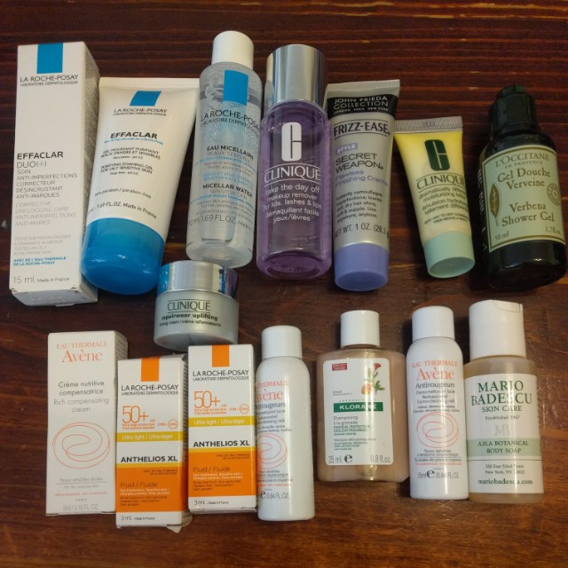 Assorted High End Skincare