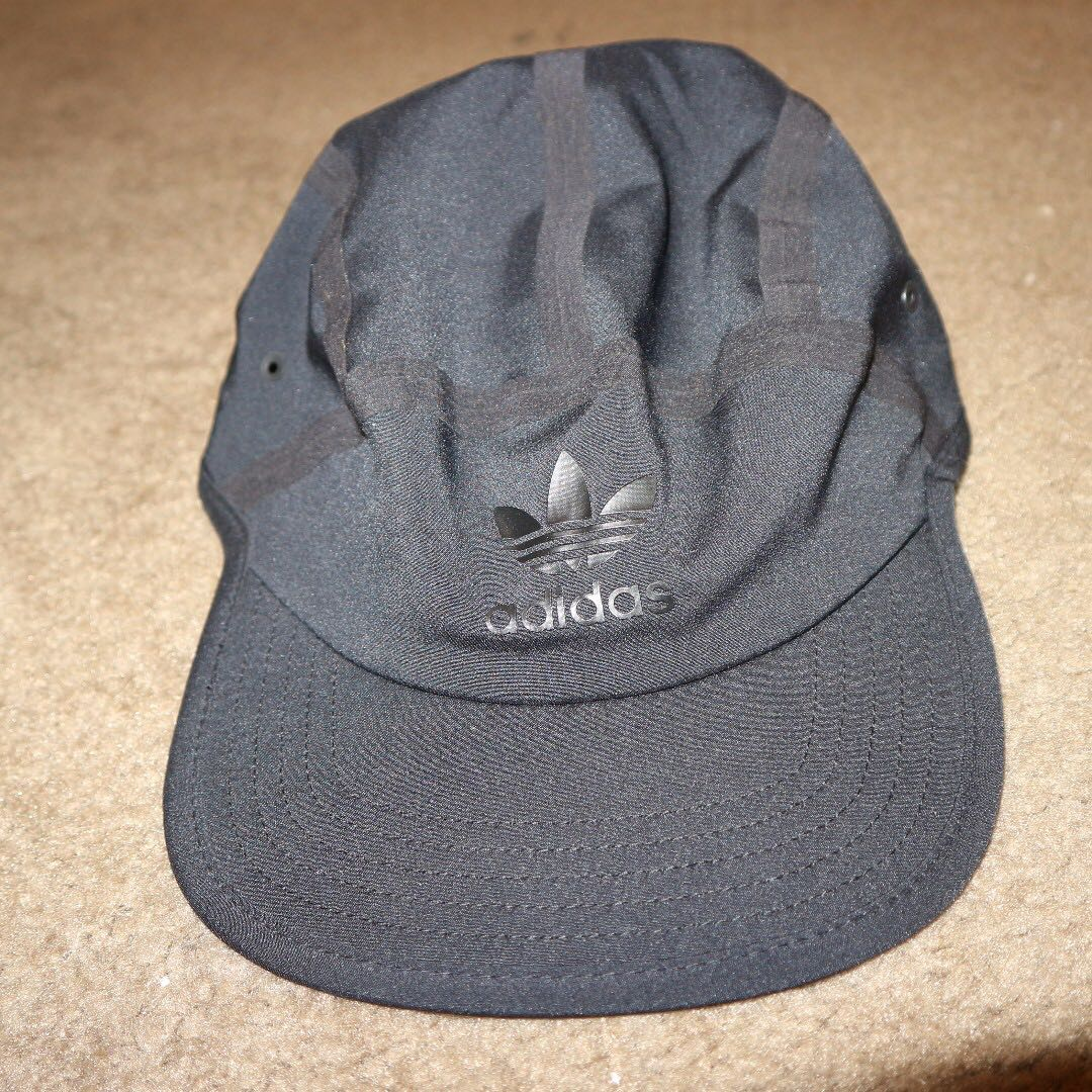 Authentic Adidas Hat Black