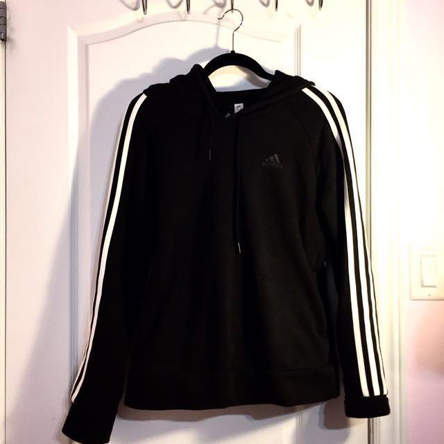 Authentic Adidas Hoodie (medium)
