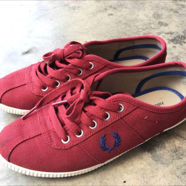 💯Authentic Fred Pretty Canvas Sport Shoe