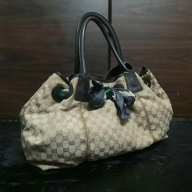Authentic Gucci Hobo Bag