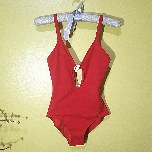 Authentic Hermes One Piece Swimsuit (NEGOTIABLE)