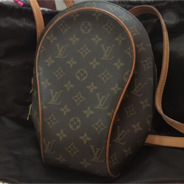 Authentic LV Ellipse Backpack