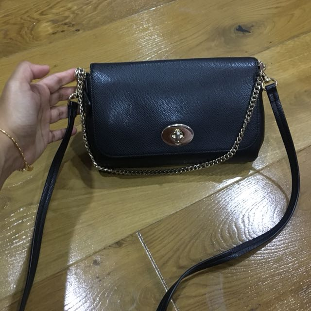 Authentic preloved Coach Ruby