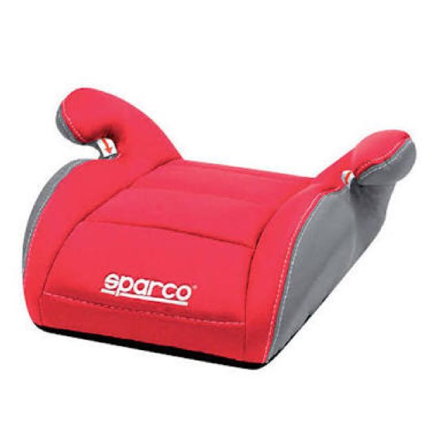 Baby Booster Sparco Group 2+3 Red