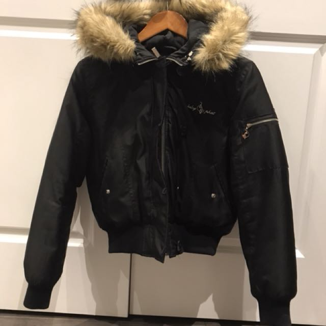 Baby Phat Winter Jacket size S