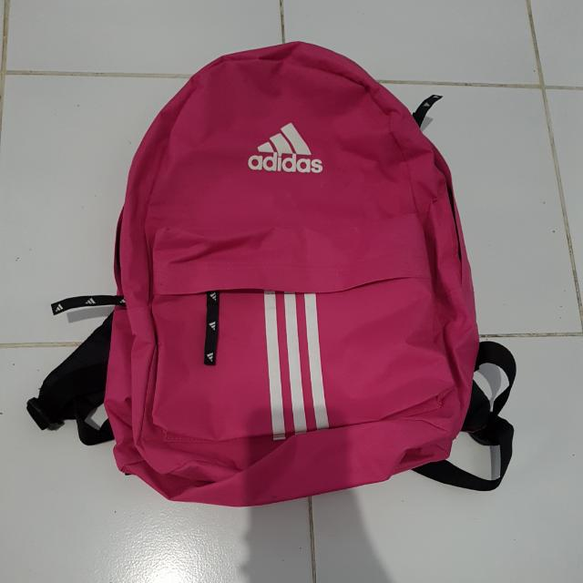 Backpack Adidas Pink / Tas
