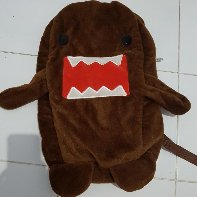 Backpack Domo / Tas Domo