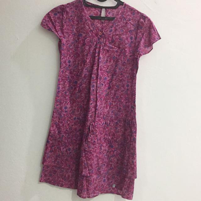 Batik Dress / Terusan