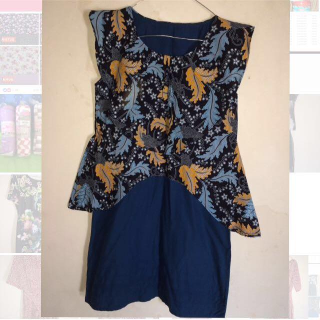 Batik Solo Dress