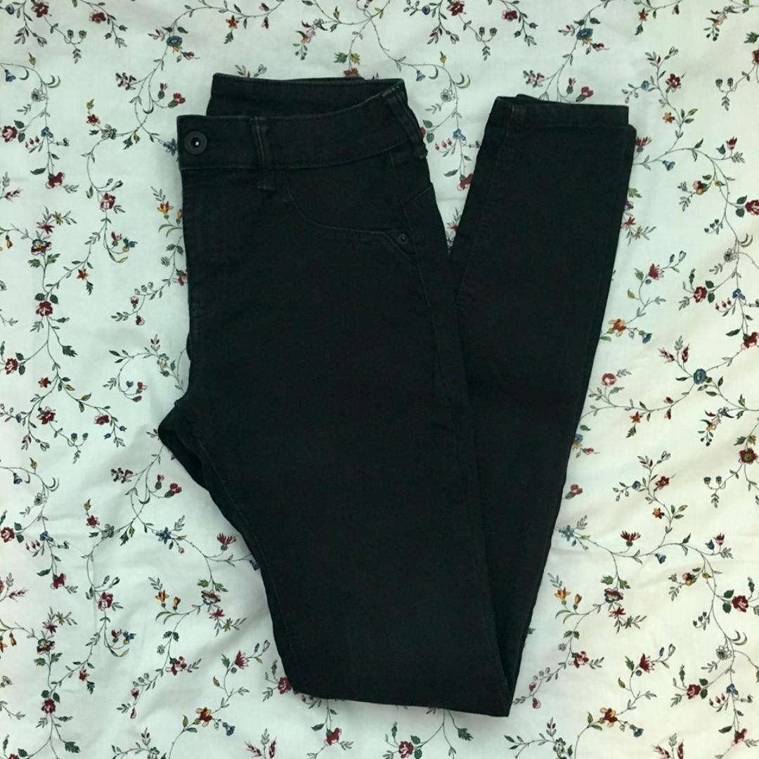 Bershka skinny jeans (AU8-10)