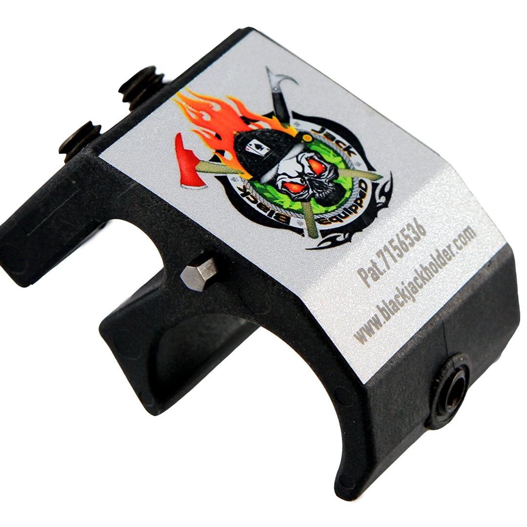 Blackjack BJ005 Thermoplastic Firefighter Helemt Mount