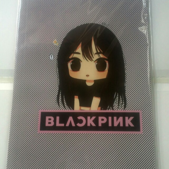 Blackpink notebook
