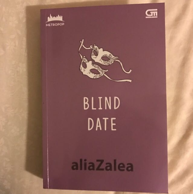 Blind Date by Aliazalea