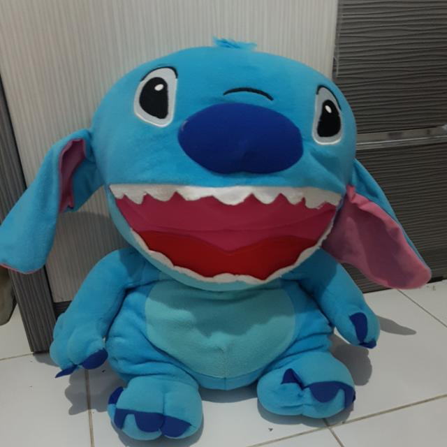 Boneka Lilo Stitch Blue