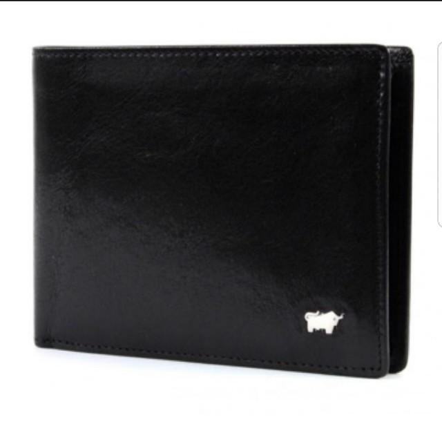 Braun Buffel Gaucho Secure Men's Wallet
