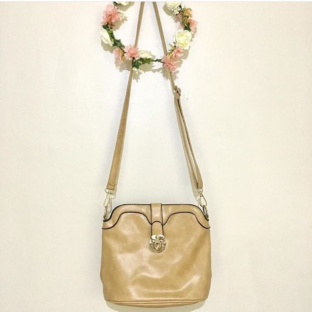 Brown Michaela Bag