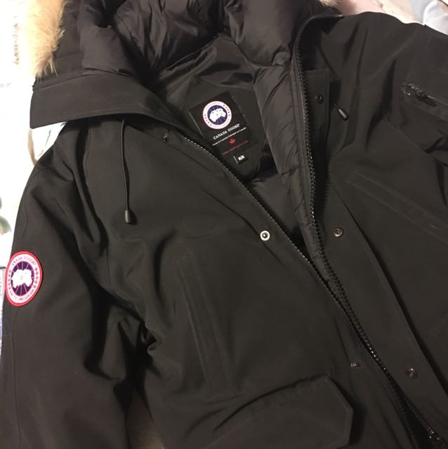 CANADA GOOSE CHILIWACK JACKET - MEDIUM