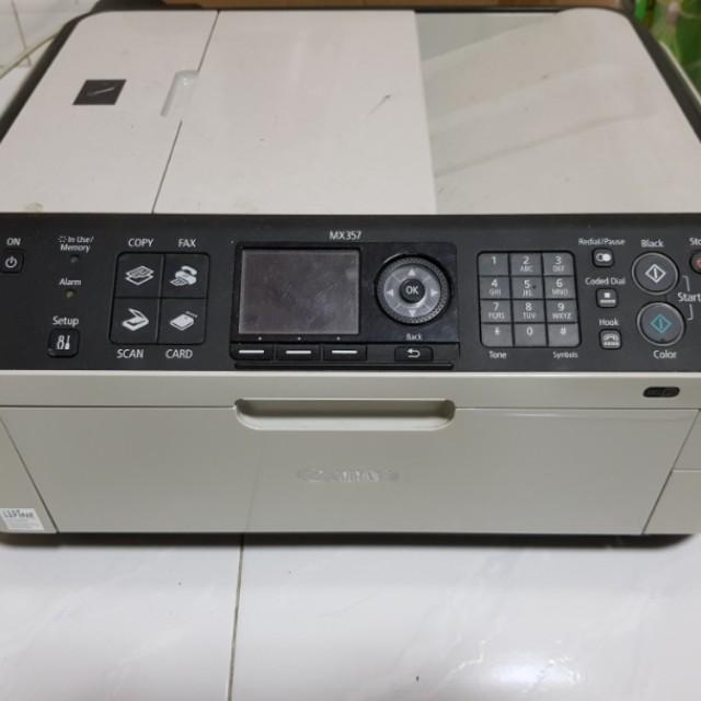 Canon Mx357 Printer Driver Download - Collections Photos Canon