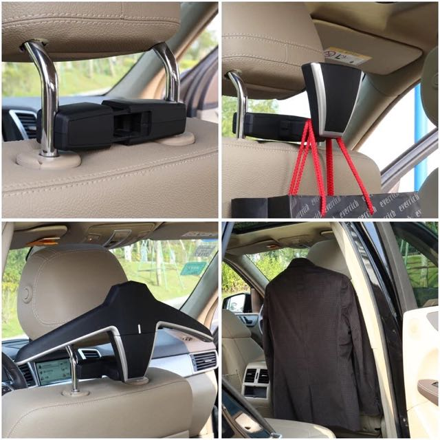 Car Seat Coat Hanger Car Accessories On Carousell