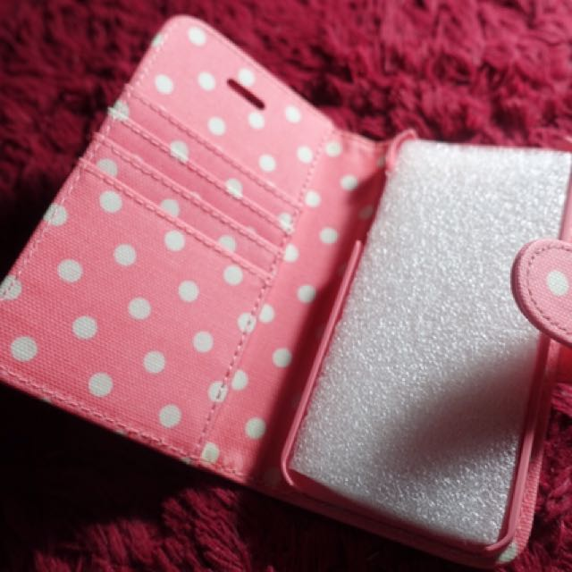 Cath kidston Iphone 5/5s Case With Card Slots