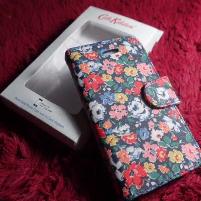 Cath Kidston Iphone 5/5s With Card Slots