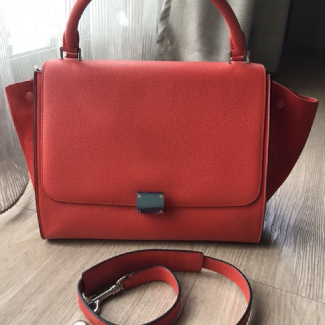CELINE trapeze medium size