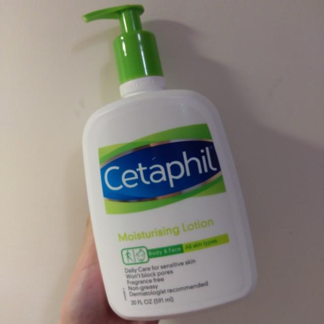 Cetaphil舒特膚 溫和乳液