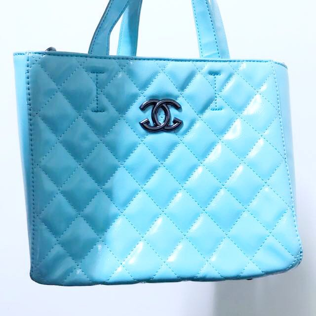 Chanel 手提肩背兩用包