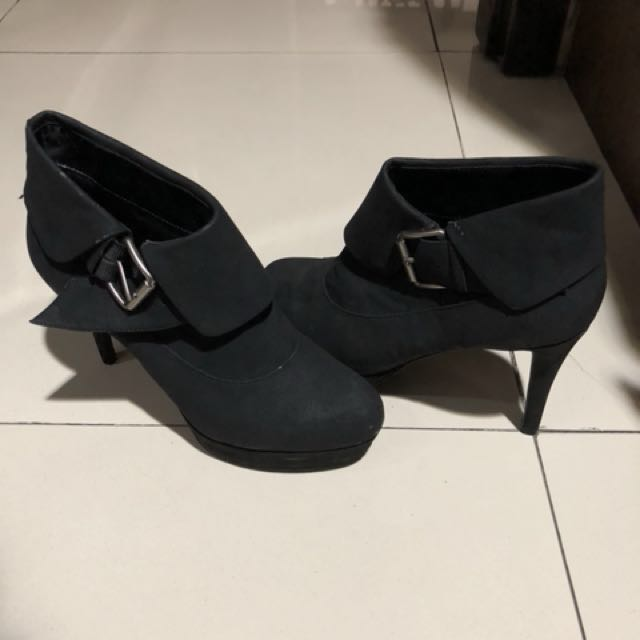Charles Keith Boots heels