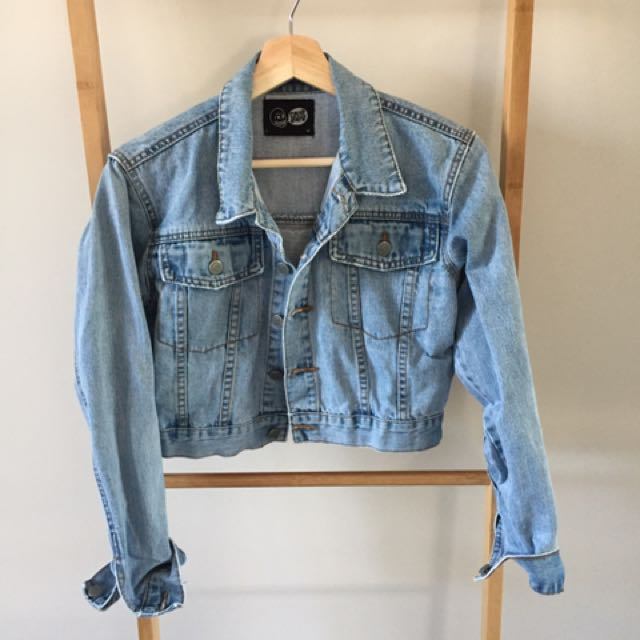 Cheap Monday Denim Jacket size M